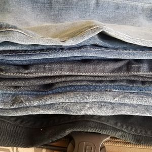 Boys Jean's All 8 for 1 price